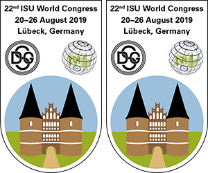 ISU World Congress 2019, Lübeck, Deutschland